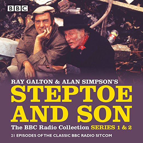 Steptoe & Son: The BBC Radio Collection audiobook cover art