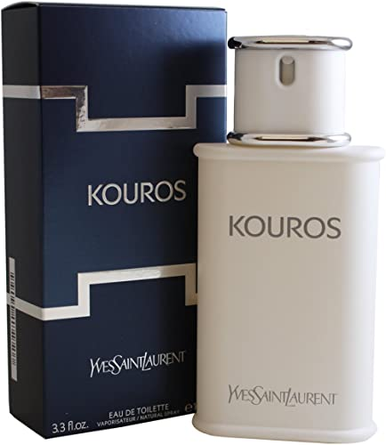 Yves Saint Laurent Kouros Body Men Eau de Toilette Spray, 100ml