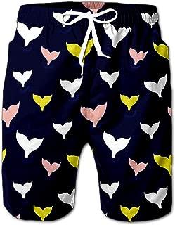 New York Flower Men Swimwear Volley Pants Pocket