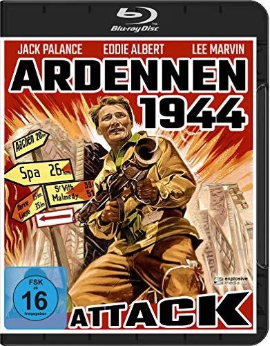 Ardennen 1944 (Attack!) [Blu-ray]