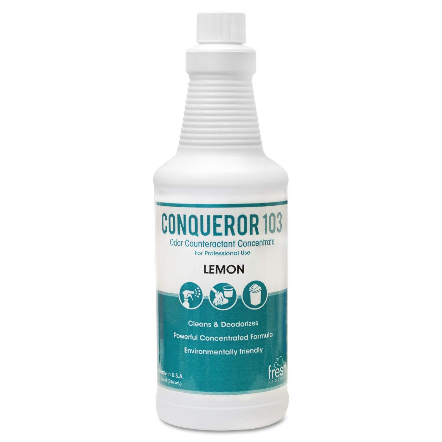 Fresh Products Max 84% OFF 1232WBLECT trust Conqueror Counteractant 103 Odor Conce