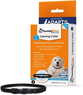 ThunderEase Calming Pheromone Collar for Dog Anxiety | Powered by ADAPTIL | A Drug Free, Constant Calm