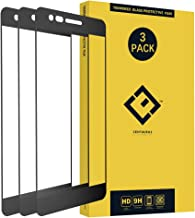 Compatible with Replacement for Screen Protector LG K8 2017-(3 Pack) Clear Anti-Glare Ultra-Thin 9H Hardness Shatter Proof Full Coverage Protective Film fit LG Aristo M210 M200N MS210 K120L X300K