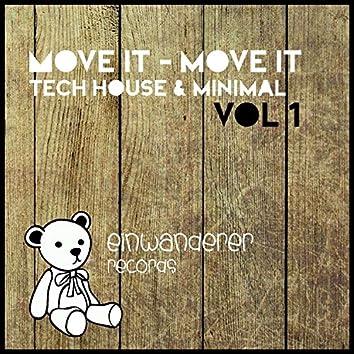 Move It - Move It   Vol1