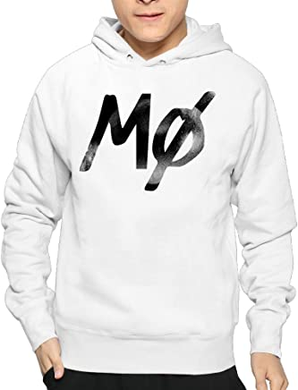 Mens Momomoyouth MØ Logo PulloverHoodies Sweatshirts Lightweight