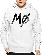Mens Momomoyouth MØ Logo PulloverHoodies Sweatshirts Lightweight