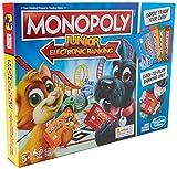 Hasbro Gaming Monopoly Junior Banca Electrónica