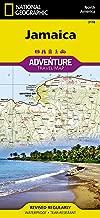 Jamaica (National Geographic Adventure Map)