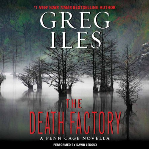 The Death Factory audiobook cover art