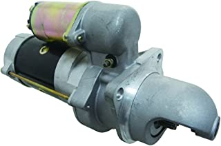 NEW STARTER FOR Agco White Tractor 6124 6125 6144 6145 8310 8410 WITH CUMMINS 6-359, CHAMPION GRADER 710A 716A W 5.9L