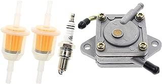 Carbhub 1014523 Fuel Pump for Club Car Gas Golf Cart DS Precedent from 1984 to Present 290FE 350FE Kawasaki Engine 1014523