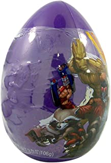 Marvel Guardian of the Galaxy Giant Easter Egg Basket Stuffer Assorted Candy Mix