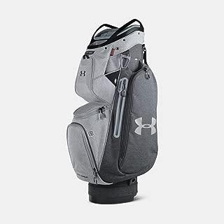 [UNDER ARMOUR] アンダーアーマー Men's UA Storm Armada Sunbrella Cart Bag GRAPHITE MEDIUM HEATHER [並行輸入品]