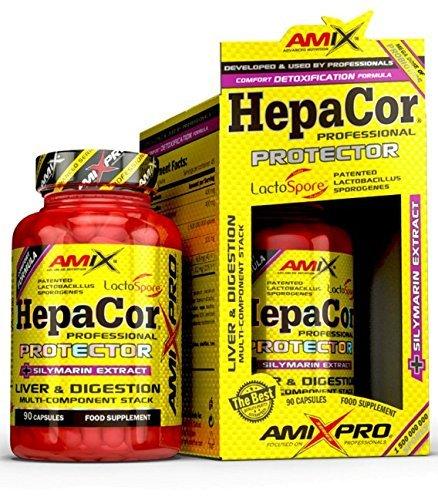 AmixPRO HepaCor Protector 90 caps.