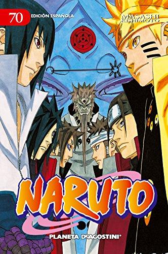 Naruto nº 70/72 (Manga Shonen)