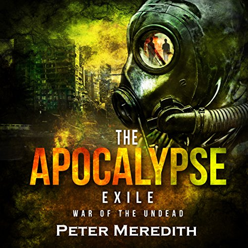The Apocalypse Exile audiobook cover art