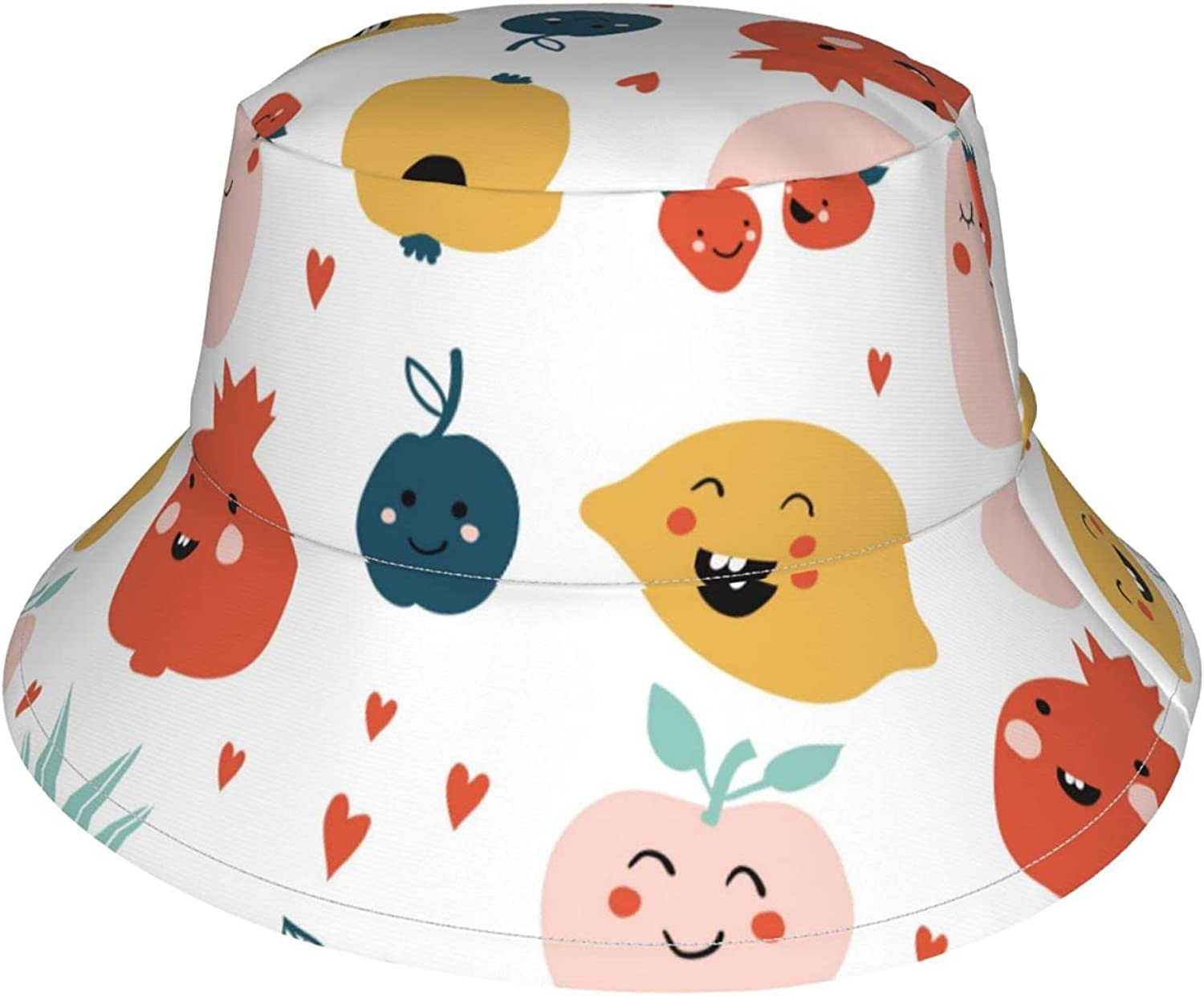 Canfeng Baby Sun hat Cute Fruits Toddler Vegetables Outstanding Under blast sales and