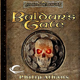 Baldur's Gate cover art