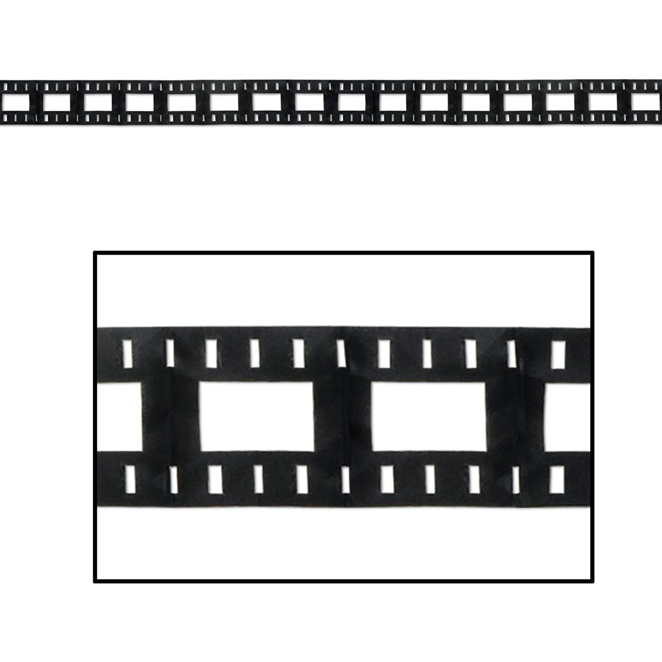 Filmstrip Garland Party Accessory (1 count) (1/Pkg)