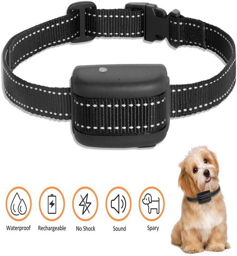 BSTJIA Dog Bark Collar - Intensity Sensitivity Now 55% OFF free shipping Adjustable 9 and