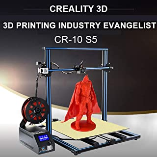 Upgrade! 2019 Official Creality CR-10S S5 Ultra Large 3D Printer 500x500x500mm