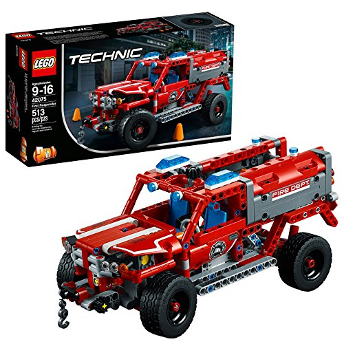 LEGO Technic First Responder 42075 Building Kit (513 Pieces) (Discontinued by Manufacturer)