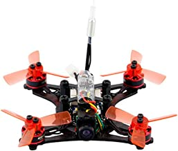QWinOut LDARC 90GT PNP Brushless FPV RC Racing Drone Mini Four-alxe Brushless Quadcopter (No Receiver)