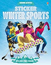 Sticker Winter Sports (Sticker Dressing)