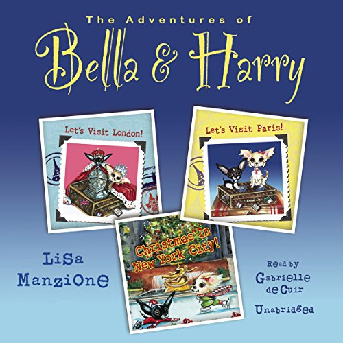 The Adventures of Bella & Harry, Vol. One cover art
