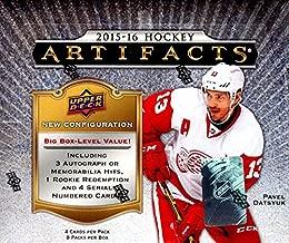 Best 2015 16 upper deck hockey hobby box Reviews