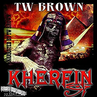 Kherfin audiobook cover art