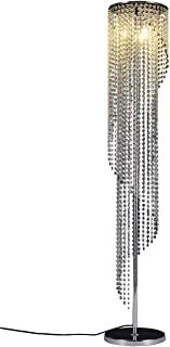 Best modern floor lamps silver Reviews