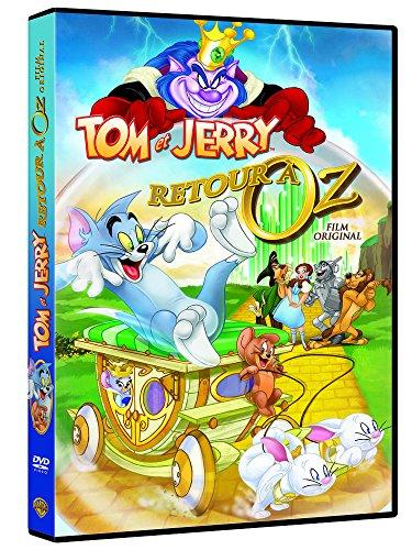 Tom et Jerry : De retour à Oz [Francia] [DVD]