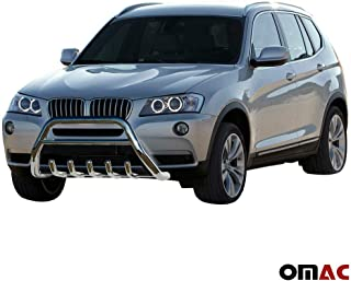 Best bmw x3 brush guard Reviews