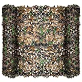 LYRWISHPB Red de Camuflaje Azul Whie Camo Net Blind 2x3m/3x4m/4x6m/10x10m Customize Available Camo Net For Military Desert Camping Shooting Hunting Sunshade Shooting Blind