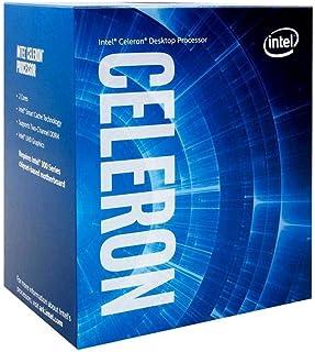 Intel Celeron G-5900 Desktop Processor 2 Cores 3.4 GHz LGA1200 (Intel 400 Series chipset) 58W, Model Number: BX80701G5900