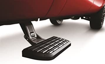 AMP Research 75406-01A BedStep2 Retractable Truck Bed Side Step for 2009-2018 Ram 1500, 2010-2013 Ram 2500/3500 Mega Cab