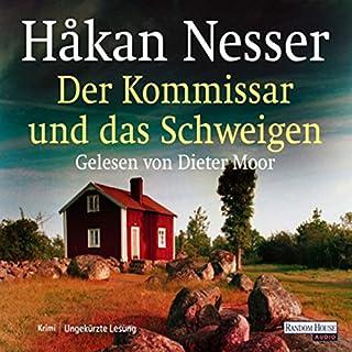 Der Kommissar und das Schweigen     Kommissar Van Veeteren 5              Autor:                                                                                                                                 Håkan Nesser                               Sprecher:                                                                                                                                 Max Moor                      Spieldauer: 9 Std. und 23 Min.     318 Bewertungen     Gesamt 4,2