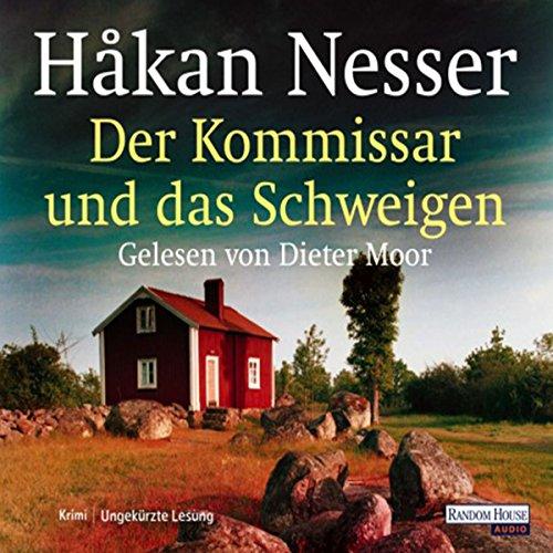 Der Kommissar und das Schweigen (Kommissar Van Veeteren 5) Titelbild