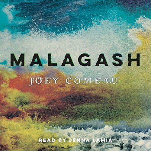 Malagash audiobook cover art