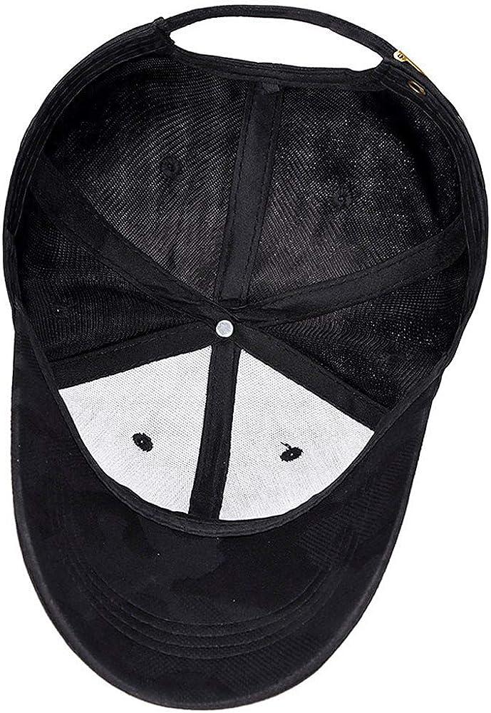 Renlinwell Unisex Men Women Camouflage Baseball Cap Snapback Hat Hip-Hop Caps