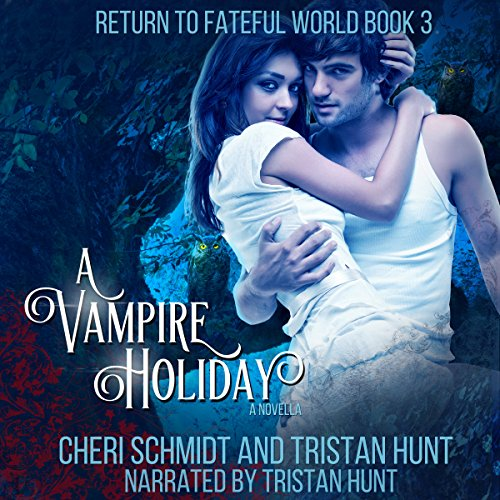 A Vampire Holiday cover art