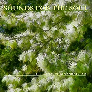 Sounds for the Soul 41: Crystal Bowls and Stream