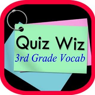 Quiz Wiz - 3rd Grade Vocabulary