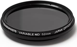 AGFA Variable Range Neutral Density (ND) Filter 52mm APVND52