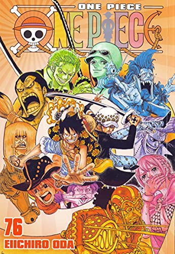 One Piece - Volume 76