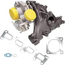 Turbo Turbocharger w/Manifold & Gaskets for Chrysler PT Cruiser Dodge Neon 2.4L 04884234AC