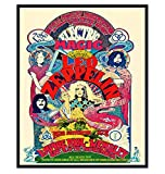 Led Zeppelin Poster - 8x10 Psychedelic Room...