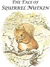 The Tale of Squirrel Nutkin by Beatrix Potter illustrated edition