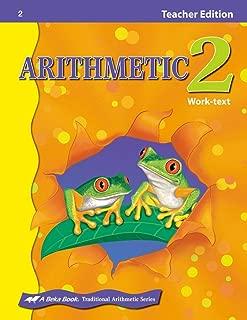 Best abeka arithmetic 2 teacher edition Reviews